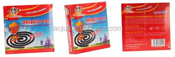 China plant fiber raw material mosquito repellent incense