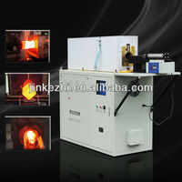 induction heating machine for nuts and bolts hot forging