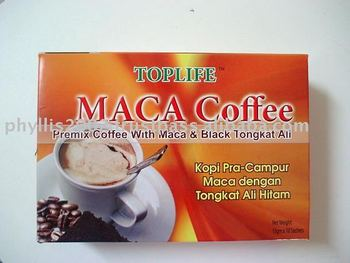 TopLife - Maca Man Energy Coffee