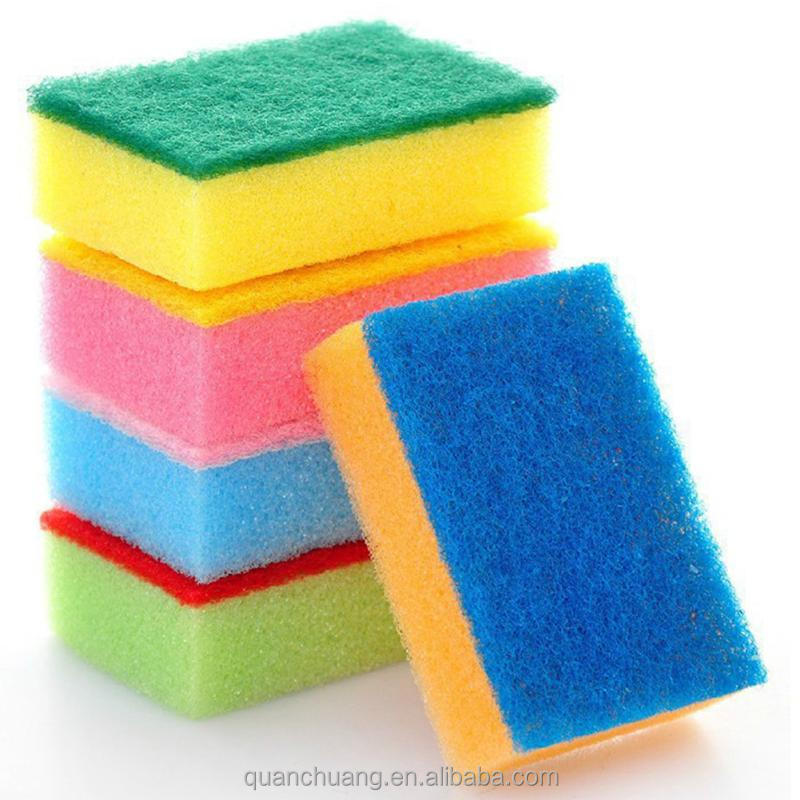 Professional wholesale cheap coral velvet car cleaning sponge with best quality and low price