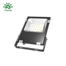 Cheaper Price High Quality 2600lm Slim Led Flood light 20W 100V 240V AC Outdoor Tunnel Lamp Factory China