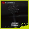 FERTILE Welcome OEM popular transparency jewelry display stand