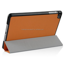 Luxury leather flip case for ipad mini leather standing