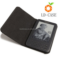 factory price for Kindle Cover Leather Case for eBook Reader