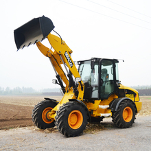 mini front end loader price farm wheel loader