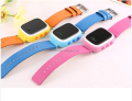 2017 factory price cheap gps kids smart watch Q90 for kids