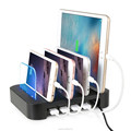 New arrival popular multi port usb charger box for mobile charging dock stand