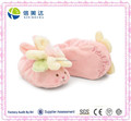 Soft Plush Cute Pink Bunny Shoe for Girl Baby