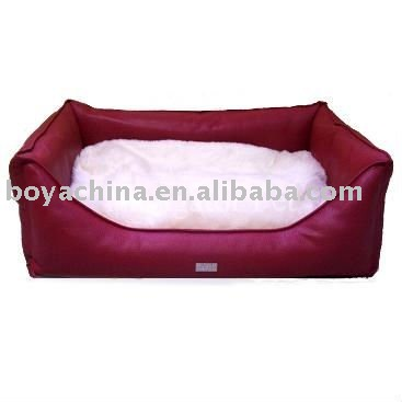 Beautiful designs non-slip comfortable Pet dog Bed