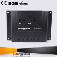 10a pwm solar charge controller for street light automatic controller