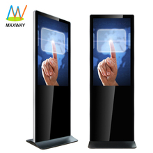 Android 43 Inch Shopping Mall Advertising Touch Screen Kiosk Price Touchscreen