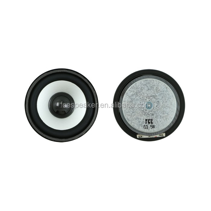2.5inch 66mm 8ohm 5W audio full range speaker driver for music device