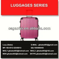 2013 hot sell large garment bag luggage for luggage using for luggage