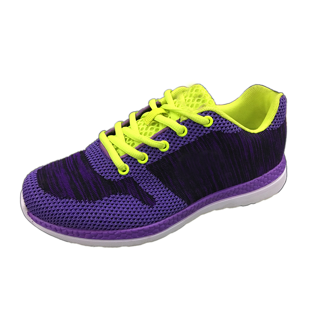 2018 Hotest Cushion Flykniting Women Sport Running Shoes