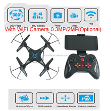 BP103 remote control quadcopter 6-Axis Gyro Drone Mini 4CH 2.4Ghz RC Aircraft Helicopter Quadcopter WIFI CAMERA