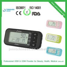 Cheap China CE Sport Pedometers/Odograph /Fishing Line Counter For 2012 Sale
