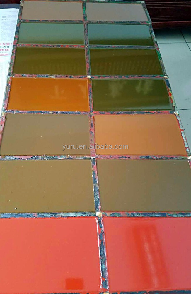 Green - Eco two-component polyurethane waterproof coating for construction engineering
