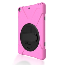 D316 Hot Selling Anti Shock PC Silicone For Ipad 5 Case