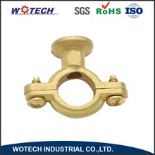 Custom forging product precision metal brass forged clamp part