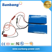 Safety assurance rechargeable lifepo4 12v 50ah lithium ion battery for solar power storage/e-bike/street light