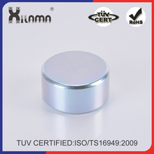 "NdFeB Disc Magnet Dia. 38x19mm Water Meter Filter strong Neodymium Permanent Magnets 1 1/2""x3/4"" Grade N45 NiCuNi"