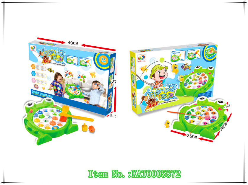 2019 Wholesale Baby Fishing Game Toy Plastic Education Fishing Toy For Baby Best Gift