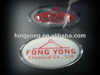 Water clear flexible good yellowing resistance polyurethane adhesive AB glue PU resin for doming on stickers, graphics...