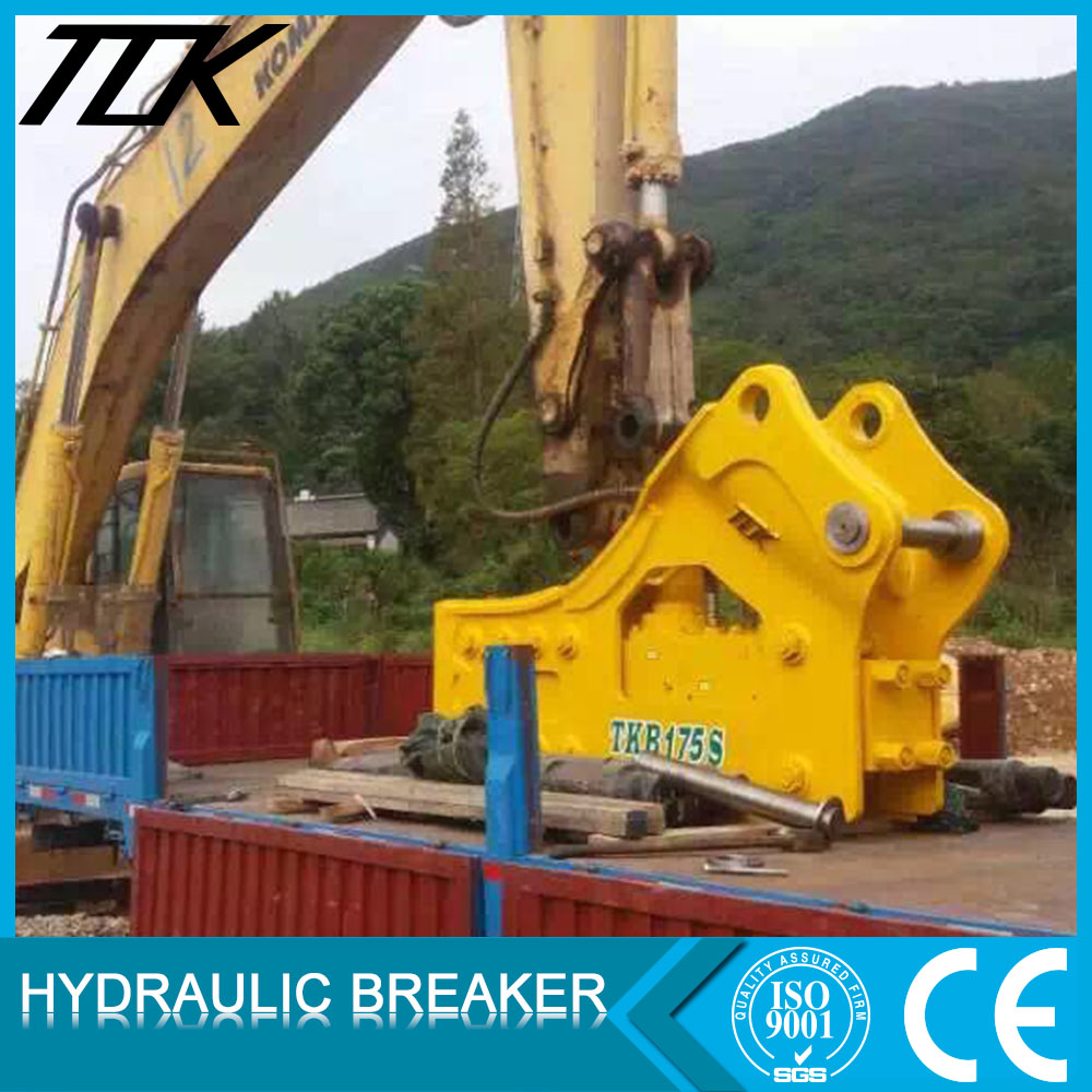 Hydraulic Concrete & Asphalt Breaker Hammer Backhoe Excavator Mount 450 United Attachments