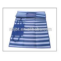 folding pp beach mat
