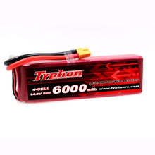 6000mah 50C Max 100C 4S 14.8V rechargeable lipo battery for RC boat rc helicopter Drone FPV UAV