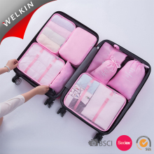 Waterproof Clothes Storage Bags Packing Cube Travel Luggage Organizer Bag