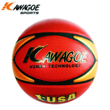 For match --- High quality PU lamination basketball