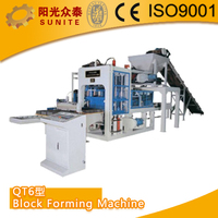 SUNITE Block Forming Machine/block paving laying machine/stone block making machine