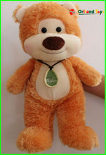 China color matching little bear stuffed animal