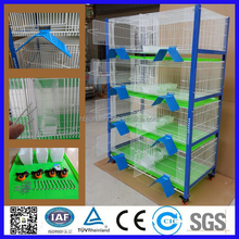 2016 Four tiers pigeon cage pigeon breeding cage
