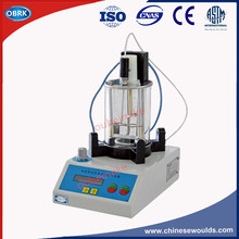 ASTM D36 Automatic Softening Point of Bitumen Ring and Ball Apparatus With Printer