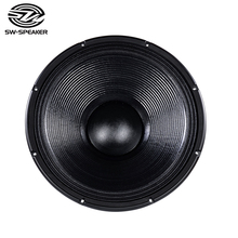 L18p400 High quality big 18 inch audio woofer Speaker with Paper Cone