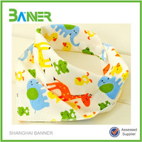 Fashion design and excellent quality baby bibs baby bandana bibs