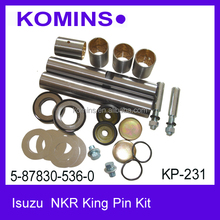 King pin kit for NKR and American Truck KB Serial KP-231 5-87830-536-0 5878305360