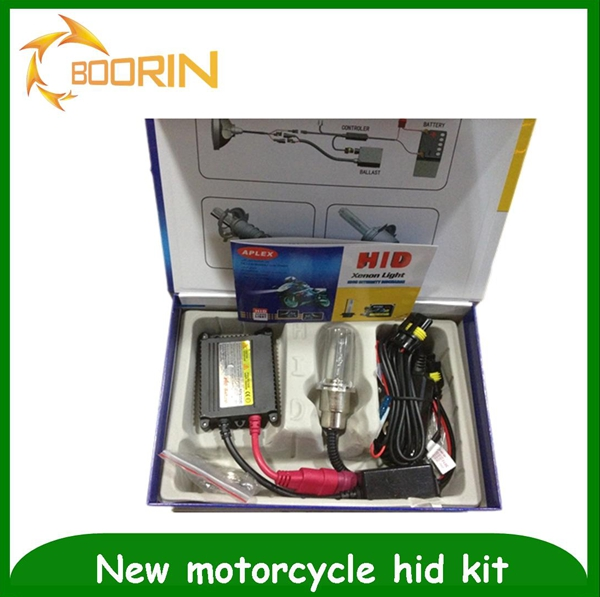 High quality ,longest lifetime 12v 25w motorcycle hid xenon kit