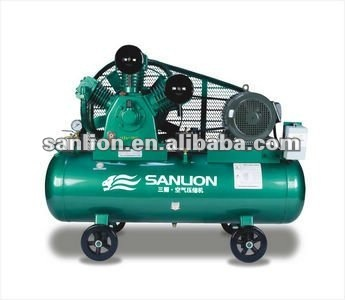 Fusheng 10HP/7.5KW piston air compressor, portable compressor