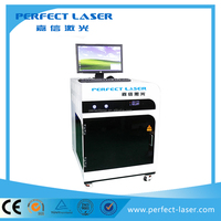 high quality precision 2d 3d crystal laser engraving machine price
