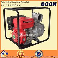 Dewatering single stage high pressure water pump price