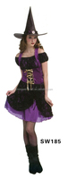 Wholesale Sexy Women Burlesque Gypsy Halloween Costume