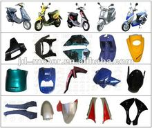 scooter plastic body parts