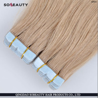 Hot Selling 100% Human Remy Mini Flower Tape Hair Extensions