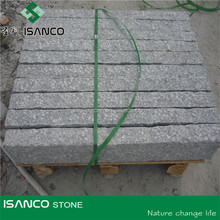 grey curb granite stone