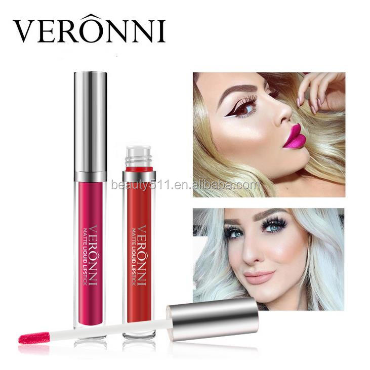 OEM 13colors Long lasting Waterproof Makeup Matt Lip gloss