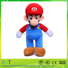 Wholesale cheap mario plush toy cute stuffed soft plush toy super mario bros