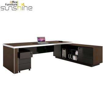 oem design modern executive furniture office table design bs d2410
